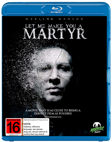 Let Me Make You a Martyr on Blu-ray image