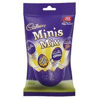 Cadbury Minis Mixed Filled Bag (276g)