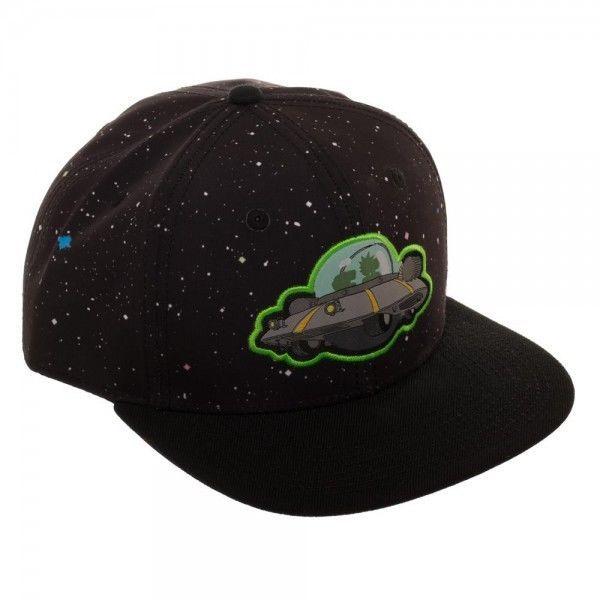 Rick and Morty: Spaceship - Snapback Cap image