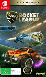 Rocket League Ultimate Edition for Switch