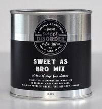 Sweet Disorder: Sweet As Bro Mix (160g)