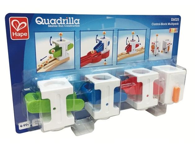 Hape: Quadrilla Control-block - Multipack
