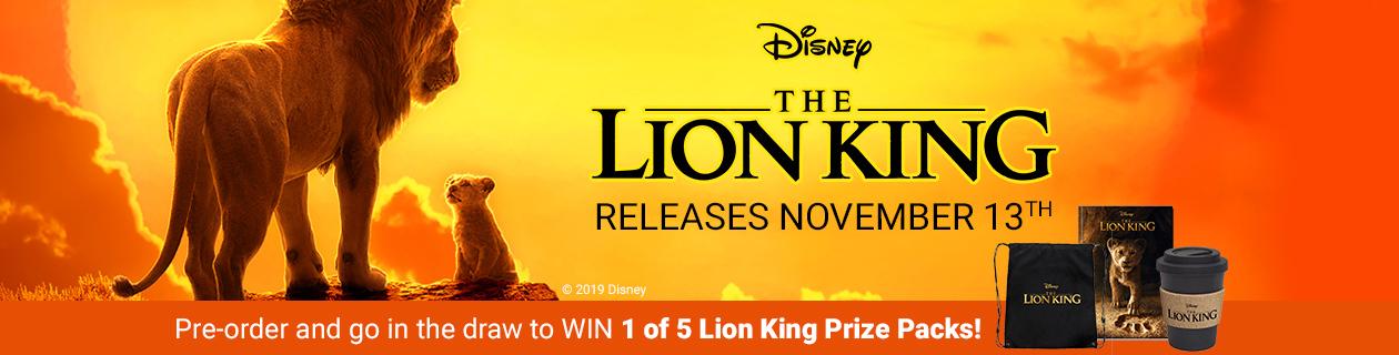 Lion King prize
