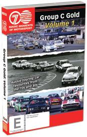 Magic Moments Of Motorsport: Group C Gold Volume 1 on DVD image
