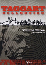 Taggart Collection - Vol. 3: Episodes 11-16 (3 Disc Set) on DVD
