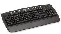 Belkin Multimedia USB Keyboard Black image