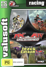 MX vs ATV Unleashed for PC Games