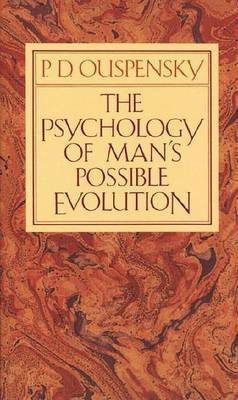 The Psychology of Man's Possible Evolution by Ouspensky image