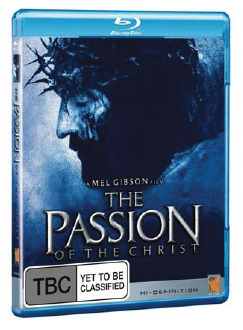 The Passion of the Christ - Director's Edition (2 Disc Set) on Blu-ray
