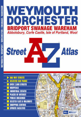 Weymouth and Dorchester Street Atlas