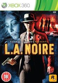 L.A. Noire for X360
