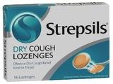 Strepsils Dry Cough Lozenge (16pk)
