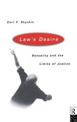 Law's Desire by Carl Stychin image