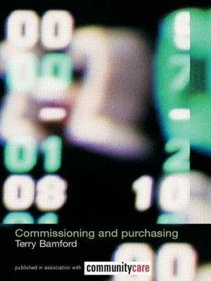 Commissioning and Purchasing by Terry Bamford image