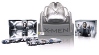 X-Men: Complete Collection with Cerebro Helmet on Blu-ray