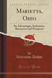 Marietta, Ohio by Unknown Author