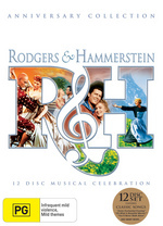 Rodgers And Hammerstein Box Set (6 Titles / 12 Discs) on DVD