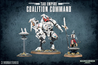 Warhammer 40,000 Tau Empire Coalition Command