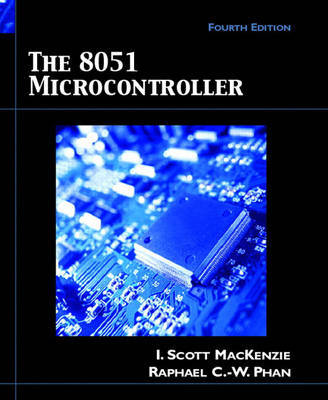 The 8051 Microcontroller by Raphael Chung-Wei Phan image