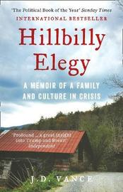 Hillbilly Elegy by J D Vance
