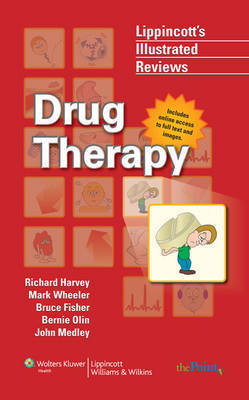Lippincott Illustrated Reviews : Drug Therapy by HARVEY image