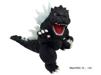Chibimaru: Godzilla Series No.1 - Model Kit