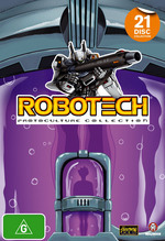 Robotech - Protoculture Collection (21 Disc Box Set) on DVD