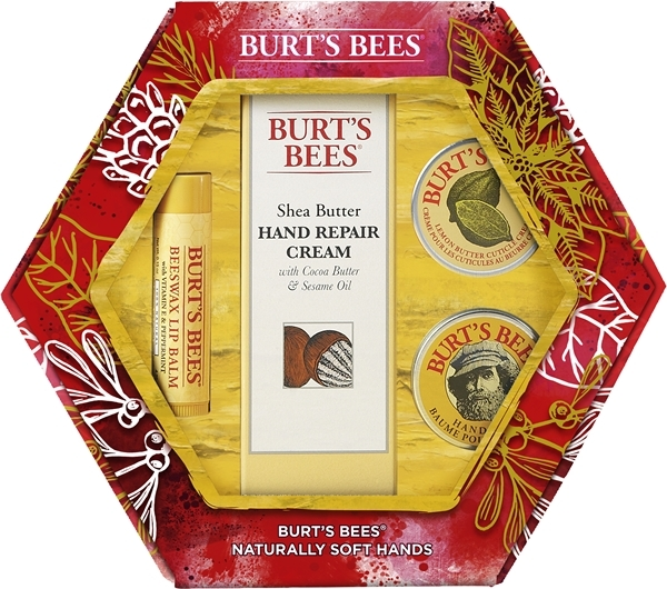 Burt's Bees: Naturally Soft Hands Gift Set image