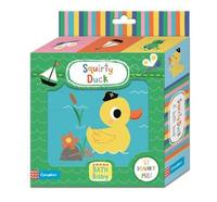 Squirty Duck Bath Book by Campbell Books