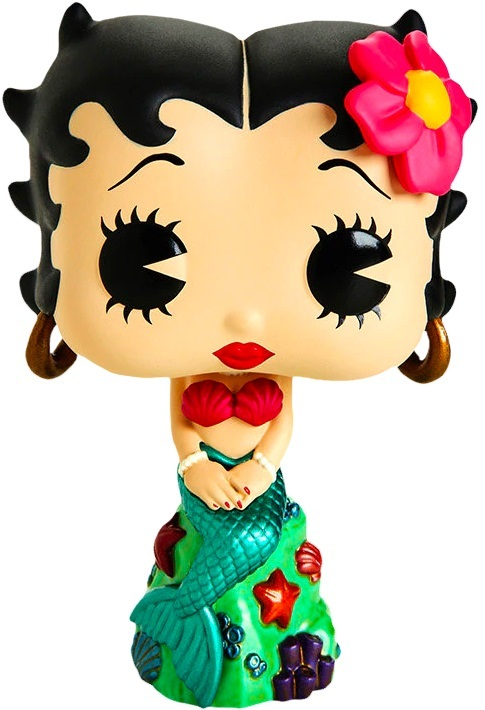 Betty Boop: Mermaid Betty - Pop! Vinyl Figure