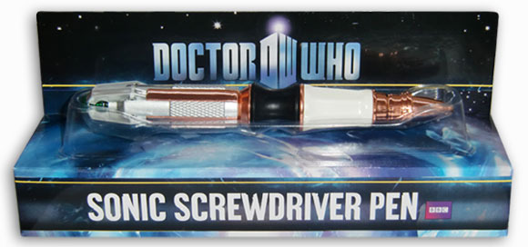 Doctor Who Sonic Screwdriver Ink Pen image