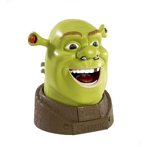 Shrek Brainbuster Game image