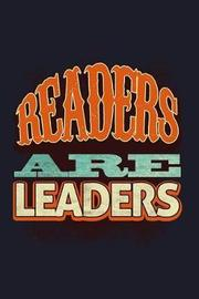 Readers Are Leaders by Uab Kidkis image