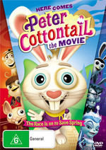 Here Comes Peter Cottontail - The Movie on DVD