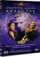 Stargate SG-1 - Volume 15 - Divide & Conquer / Watergate on DVD