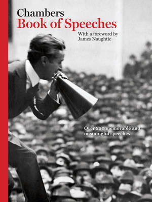 Chambers Book of Speeches