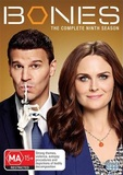 Bones - The Complete Ninth Season on DVD