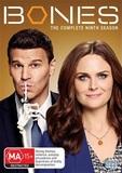 Bones - The Complete Ninth Season DVD