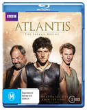 Atlantis - Season 1 on Blu-ray