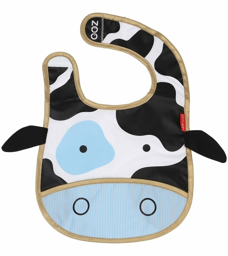 Skip Hop: Zoo Bib - Cow image