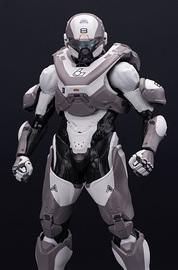 Halo - 1/10 Artfx+ Spartan Athlon PVC Figure