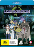 Log Horizon: Season 2 - Part 2 (Episodes 14-25) on Blu-ray