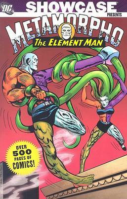 Showcase Presents Metamorpho: v.1 by B. Haney
