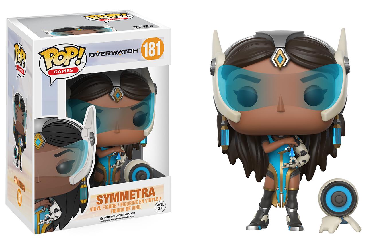 Overwatch – Symmetra Pop! Vinyl Figure image