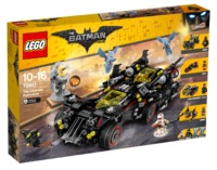 LEGO Batman Movie - The Ultimate Batmobile (70917)