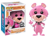 Hanna-Barbera - Snagglepuss (Flocked) Pop! Vinyl Figure