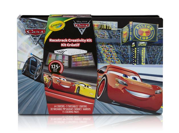 Crayola Creativity Kit - Cars 3