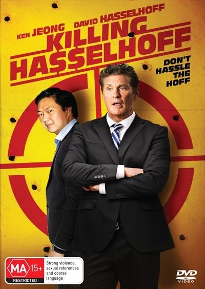 Killing Hasselhoff on DVD image