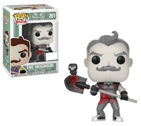 Hello Neighbor - The Neighbor (Black & White, Bloody) Pop! Vinyl Figure