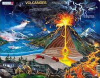 Larsen: Volcano - 70 Piece Puzzle